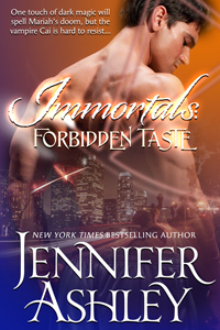 Immortals: Forbidden Taste