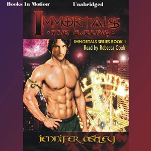 The Calling audiobook by Immortals Series