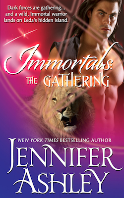 The Gathering by Jennifer Ashley