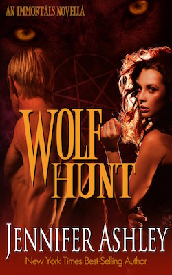 Wolf Hunt by Jennifer Ashley